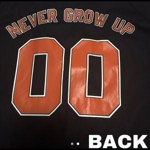 Jackets & Coats - Pop Punk Real Friends Never Grow Up Windbreaker